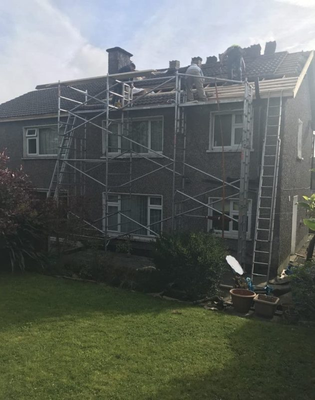 House-Re-Roofing in Dublin 4