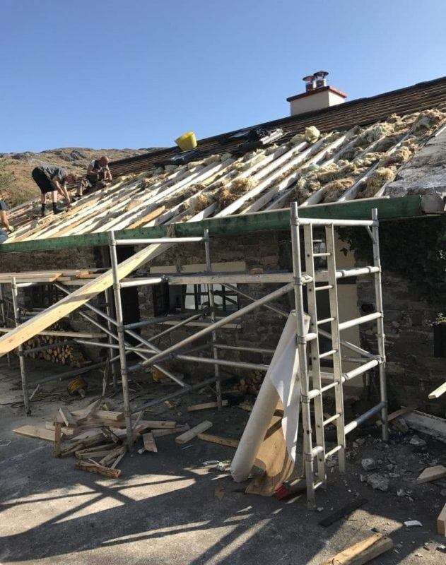 North Dublin Roofing Repairs Storm Damaged Roof Repairs