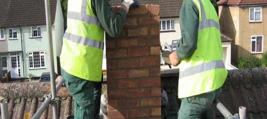 Chimney Rebuilding and Repairs