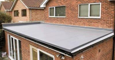 Skerries Flat Roof Repair