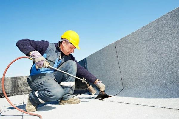 Flat Roof Repairs and Installation Repairs